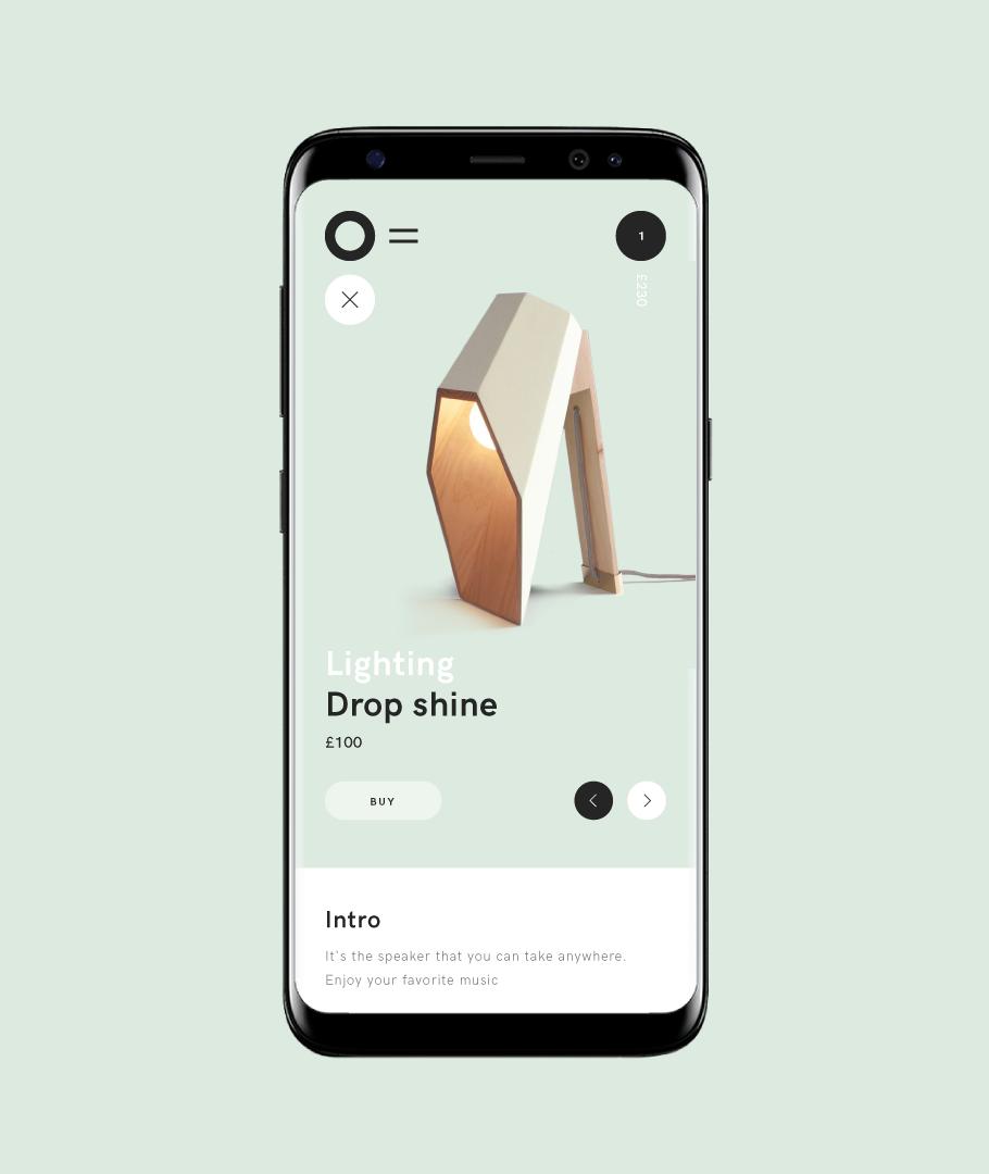 Shop_DropShine