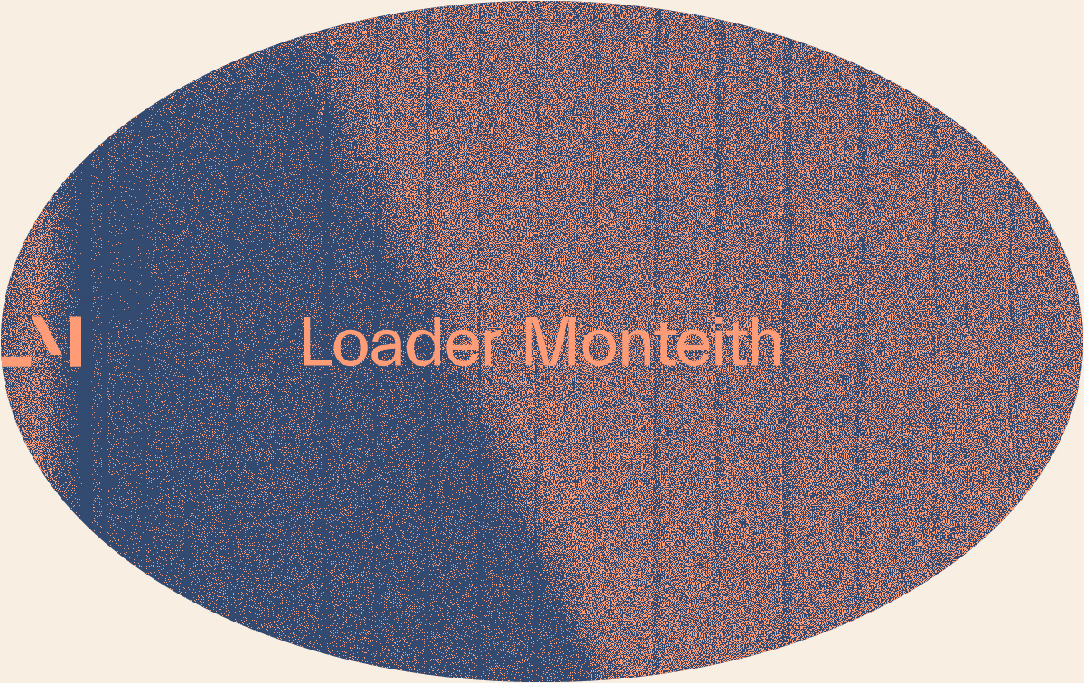 Loader Monteith